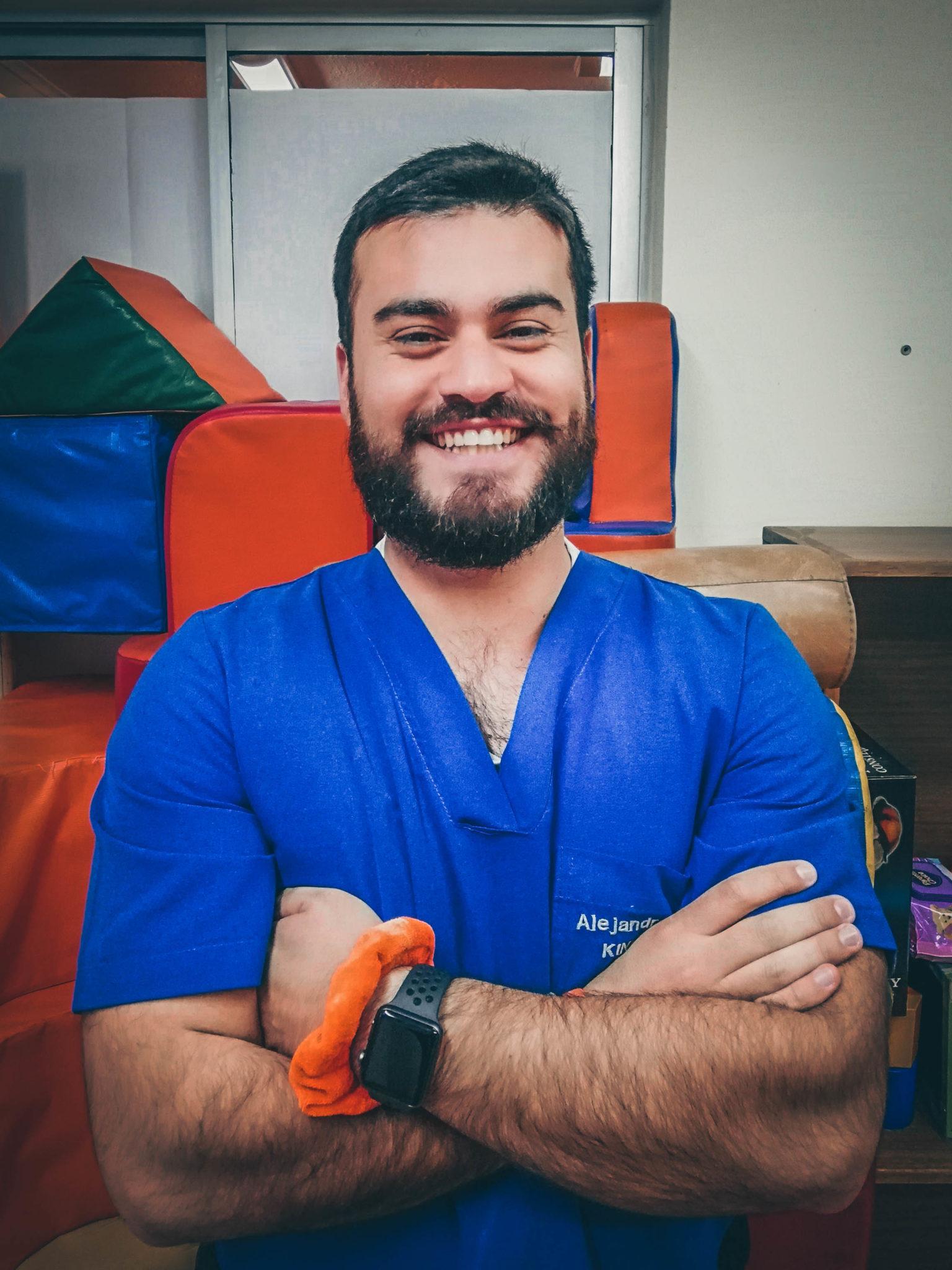 Alejandro Yáñez Casanga